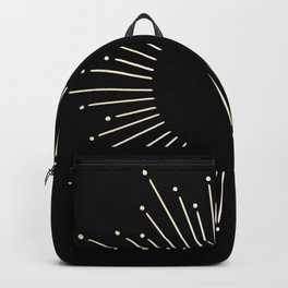 Mod Sunburst Gold 1 Backpack