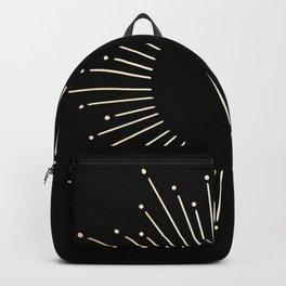 Mod Sunburst Gold 1 Backpack
