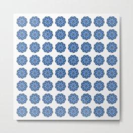 Pattern No 1 Metal Print