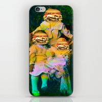 mac iPhone & iPod Skins featuring Mac Attack by Tyler Spangler