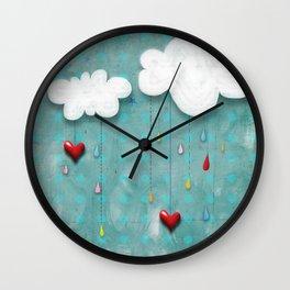 Me gusta como eres Wall Clock