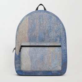Cathedral - Claude Monet Backpack
