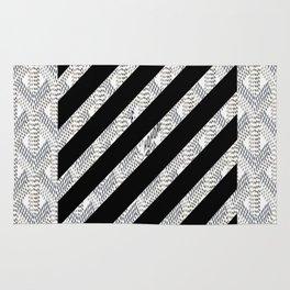 Goyard Of White Rug