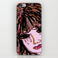 doll iPhone & iPod Skins featuring doll by sladja