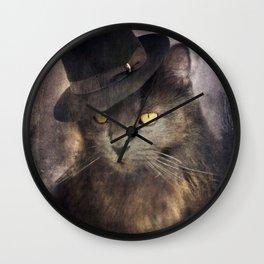 Miloe Micheletti Wall Clock