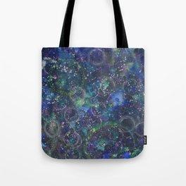 universal bubbles Tote Bag