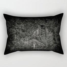 Gone and Forgotten Rectangular Pillow