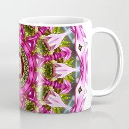Spring blossoms 2.0, Nature Mandala Coffee Mug