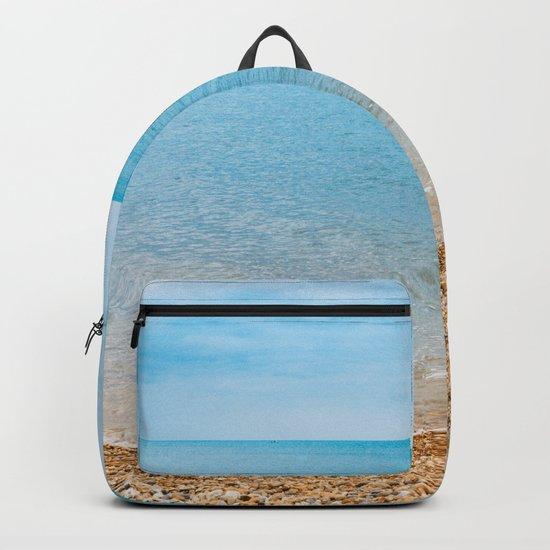 Tropical Beaches Backpack