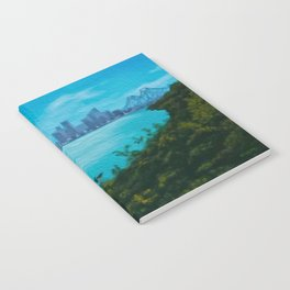 Kangaroo View Notebook