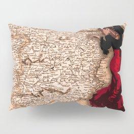 bailarína de flamenco Pillow Sham