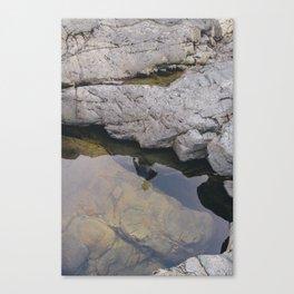 Potholes Canvas Print
