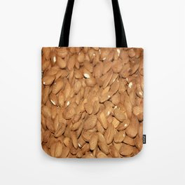 Peeled Almonds From Datca Tote Bag
