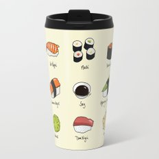 Sushi Days Travel Mug