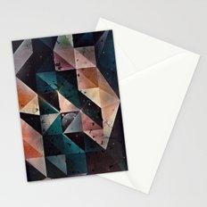 spyce chynnyl Stationery Cards