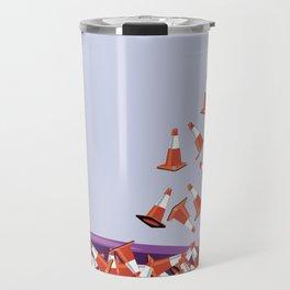 Candy Cones Travel Mug