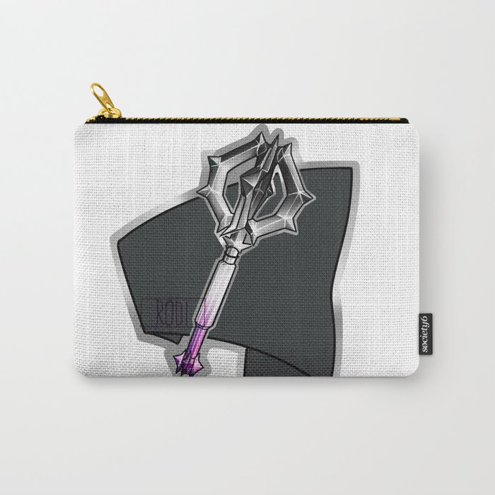 Ace Pride Crystal Mace Carry-All Pouch
