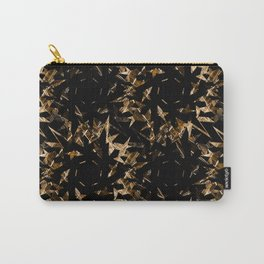 Abstract colorful swirl pattern. Carry-All Pouch