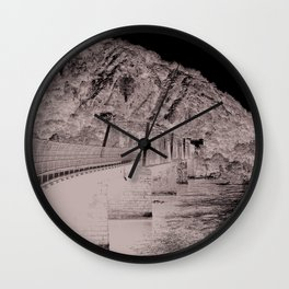 Harpers Ferry Railroad Bridge Wall Clock