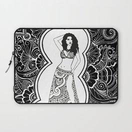Henna Dancer  Laptop Sleeve