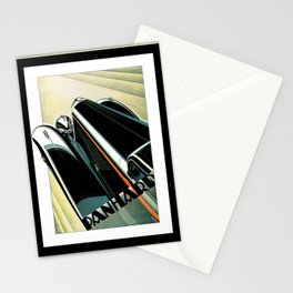 Automotive Art 376 Stationery Cards