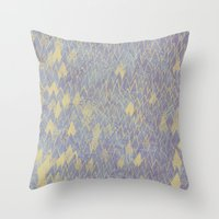 tree of life Throw Pillows featuring Tree Life by Sarah Hayes