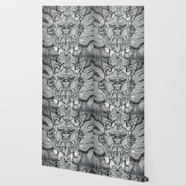 Trippy Kitty Wallpaper