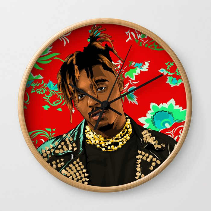 Juice Wrld Wall Clock