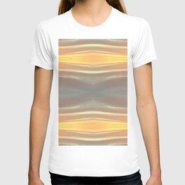 Abstract Sky Print T-shirt