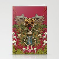 mexican Stationery Cards featuring Mexican by Joel Velasco