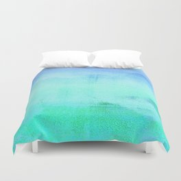 Abstract No. 306 Duvet Cover