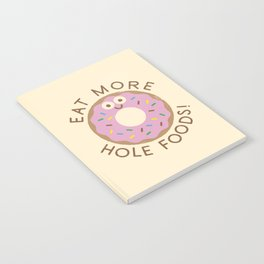 Do's and Donuts Notebook