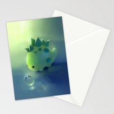 mini dino Stationery Cards
