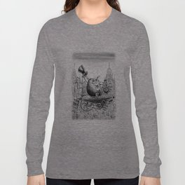 Sky Bosco Long Sleeve T-shirt