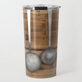 ladles in the kitchen Travel Mug