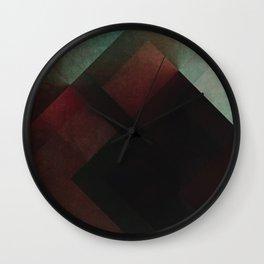 RAD XCXIII Wall Clock