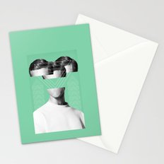 MAN #2 Stationery Cards