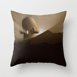 Oops! Throw Pillow