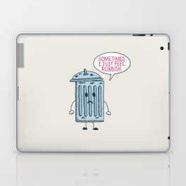 Rubbish Laptop & iPad Skin