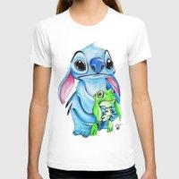 ohana T-shirts featuring Ohana  by Inks. MD