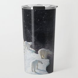 Flat Earth Travel Mug