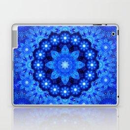 Lapis Crown Mandala Laptop & iPad Skin