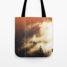 The Woods Have Secrets Tote Bag