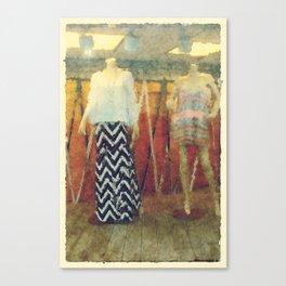 Fashion Sense Canvas Print