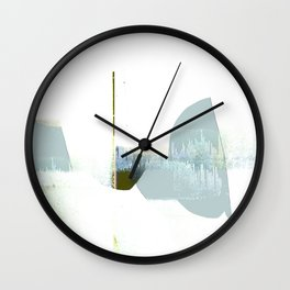 « graphique .2 » Wall Clock