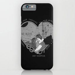 """So alive"" by Ryan Adams iPhone Case"