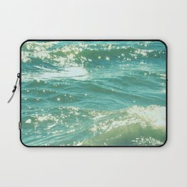 The Sparkling Sea Laptop Sleeve