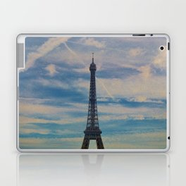 Eiffel Tower, Paris (Landscape) Laptop & iPad Skin