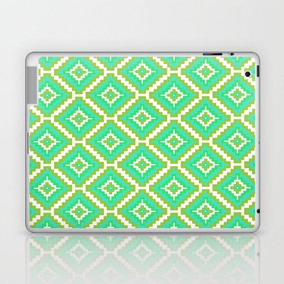 Indi-abstract#10 Laptop & iPad Skin