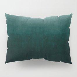 Ombre Emerald Pillow Sham